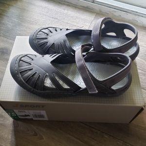 Jambu Shoes - **$10 SALE!** J. Sport by Jambu sport sandals